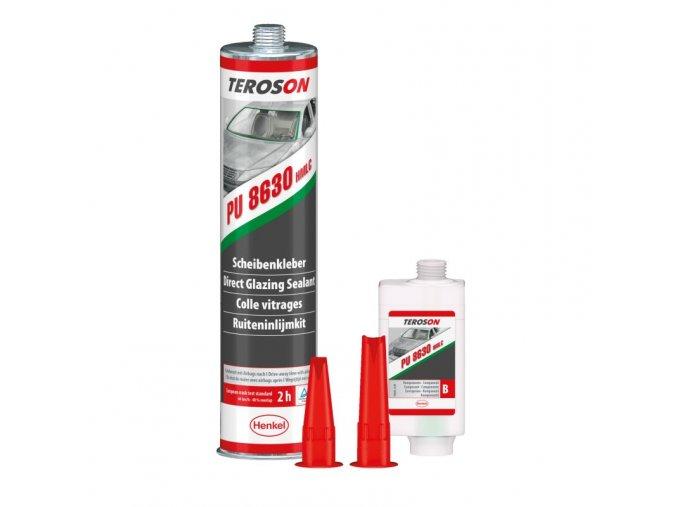 Teroson Bond 60 Controlled Cure (PU 8630 HMLC) - 310 ml tmel pro přímé zasklívání