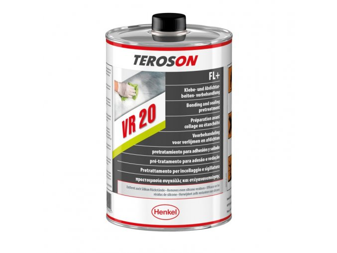 Teroson VR 10 - 1 L (FL+) čistič, ošetření povrchu