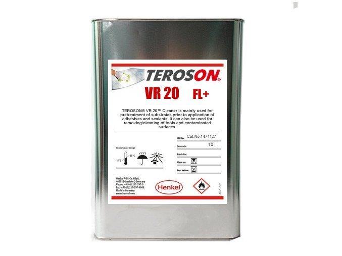 Teroson VR 20 - 10 L (FL+) čistič, ošetření povrchu