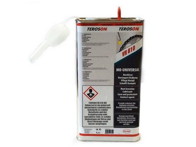 Teroson VR 610 - 4,5 L MO Universal uvolňuje spoje chrání před korozí