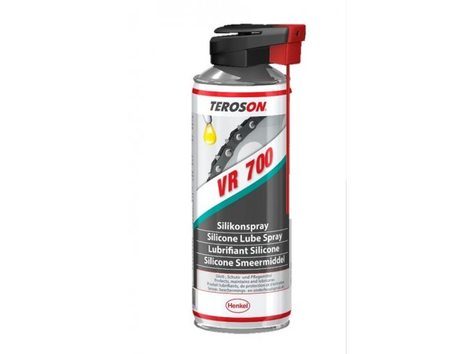Teroson VR 700 - 400 ml silikonový sprej