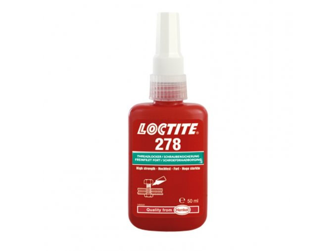 Loctite 278 - 50 ml zajišťovač šroubů VP