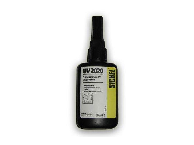 Omnifit 2020 UV - 250 ml konstrukční lepidlo