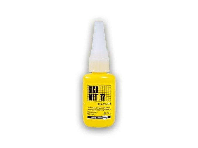 Sicomet 77 - 20 g vteřinové lepidlo