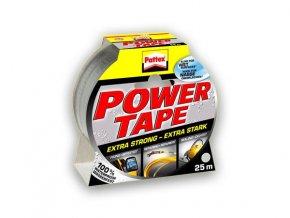 Pattex Power Tape stříbrná - 25 m