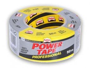 Pattex Power Tape stříbrná - 50 m