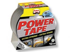 Pattex Power Tape - 10 m stříbrná