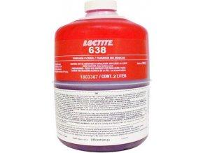 Loctite 638 - 2 L upevňovač spojů VP