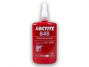 Loctite 648 - 250 ml upevňovač spojů VP