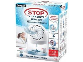 Ceresit Stop Vlhkosti AERO 360° přístroj - 450g bílý