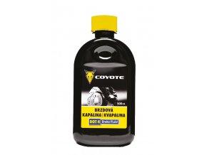 Coyote brzdová kapalina DOT4 265°C - 500 ml