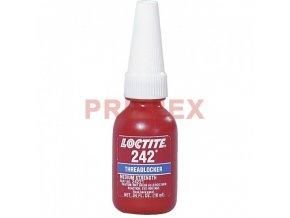 Loctite 242 - 10 ml zajišťovač šroubů SP