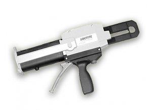 Ergo 4472300 aplikační pistole manuální, dvojkartuše 200ml 1:1/1:2