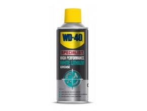 WD-40 Specialist bílá vazelína - 400 ml sprej