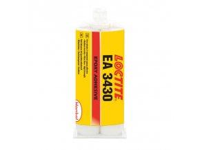 Loctite EA 3430 - 50 ml dvousložkový epoxid rychlý ultra čirý
