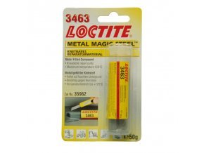 Loctite EA 3463 - 50 g Metal Magic hnětací epoxid