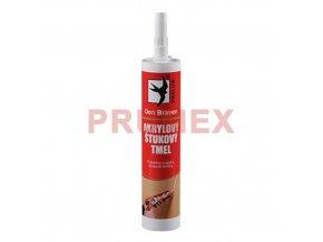 Den Braven Akrylový štukový tmel - 310 ml bílá, kartuše _20702RL