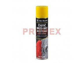 Tectane Čistič brzd bez acetonu - 400 ml sprej