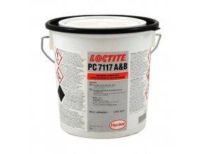 Loctite PC 7117 - 1 kg keramický nátěr ultraodolný