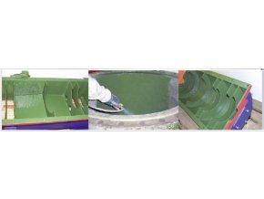 Loctite PC 7255 - 900 ml Nordbak, nastřikovací nátěr odolný oděru