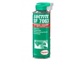 Loctite SF 7063 - 400 ml rychlo-čistič a odmašťovač