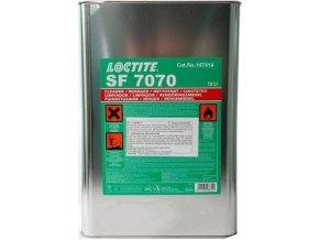 Loctite SF 7070 - 10 L čistič a odmašťovač na plasty