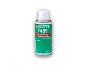 Loctite SF 7455 - 150 ml aktivátor pro vteřinová lepidla