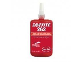 Loctite 262 - 250 ml zajišťovač šroubů VP