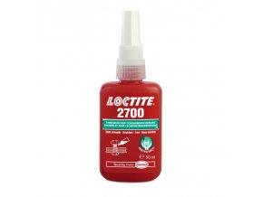 Loctite 2700 - 50 ml zajišťovač šroubů VP - BOZP