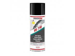 Teroson VR 711 - 400 ml Fettspray mazivo proti opotřebení a korozi