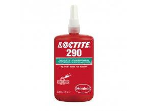 Loctite 290 - 250 ml zajišťovač šroubů VP