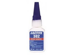 Loctite 382 - 20 g TAK PAK vteřinové lepidlo