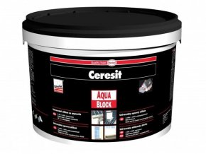 Ceresit CP 30 Aquablock kbelík - 1 kg šedá