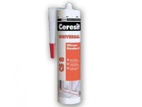 Ceresit CS 8 - 280 ml univerzální silikon bílý