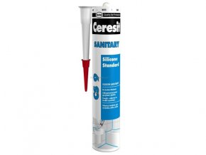 Ceresit CS 9 - 280 ml sanitární silikon bílý