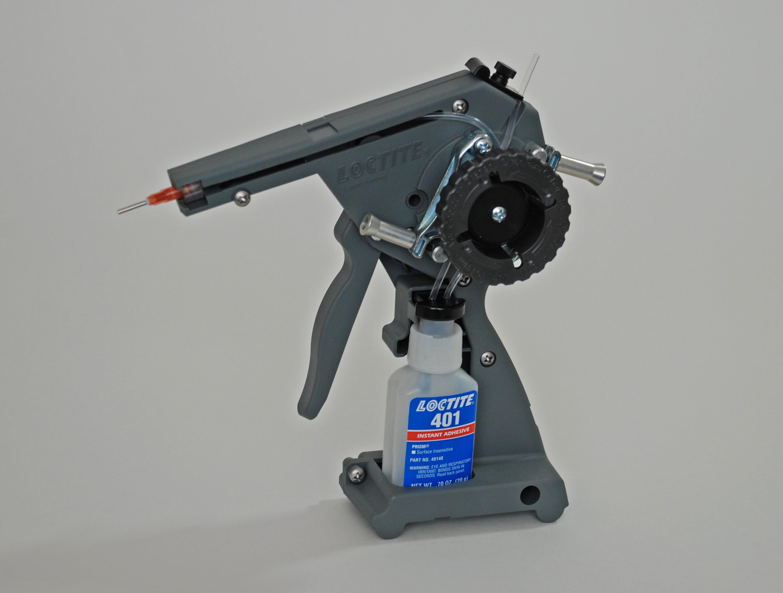 Loctite 98810 - pistole ruční na kyanoakryláty, lahvičky 20 g