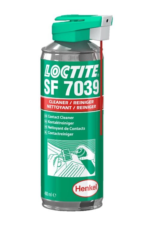 Loctite SF 7039 - 400 ml sprej na čištění kontaktů
