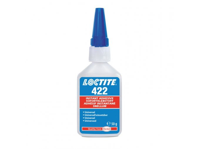 Loctite 422 - 50 g sekundové lepidlo