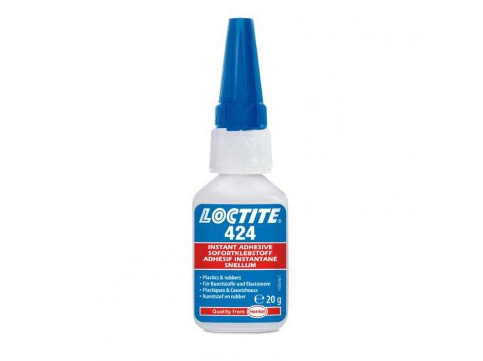 Loctite 424 - 20 g sekundové lepidlo
