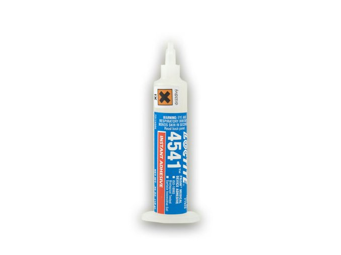 Loctite 4541 - 10 g sekundové lepidlo medicinálne