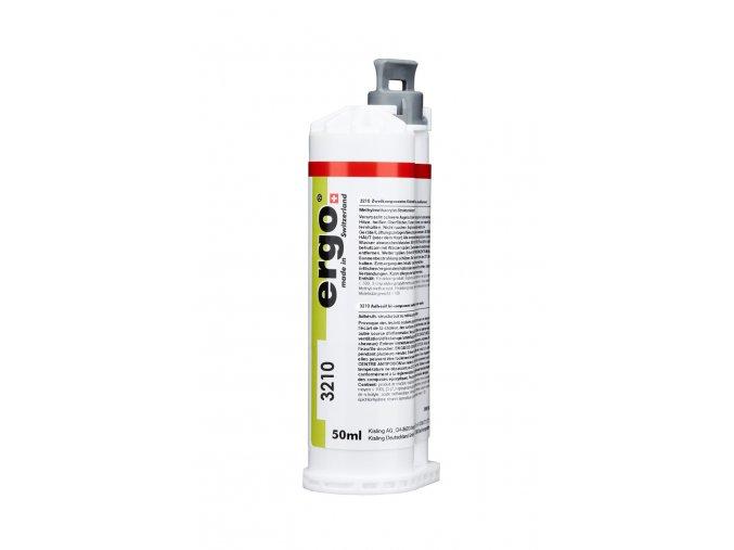 Ergo 3210 - 50 ml dvousložková zálévací směs, černá