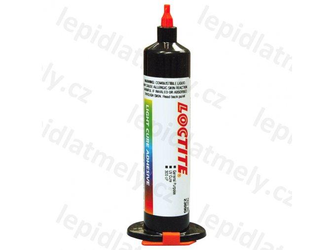 Loctite AA 3108 - 25 ml UV konštrukčné lepidlo