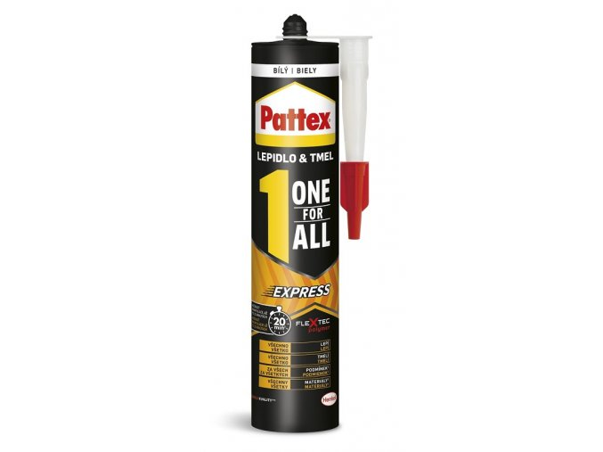 Pattex ONE For All EXPRESS - 390 g kartuše