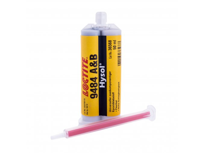 Loctite EA 9484 - 50 ml dvojzložkový epoxid prieťažný odolný rázom