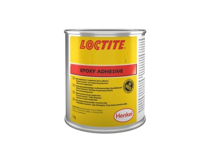 Loctite EA 9496 A - 1 kg živica, epoxid odolný teplotám
