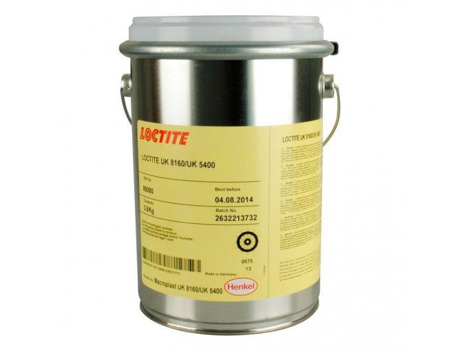 Loctite UK 8160/UK 5400 - 9 kg polyuretánové lepidlo Macroplast