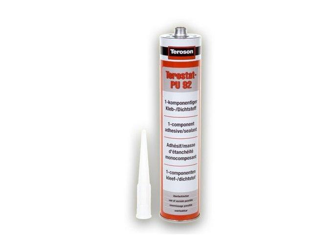 Teroson PU 92 - 310 ml čierny, polyuretánové lepidlo