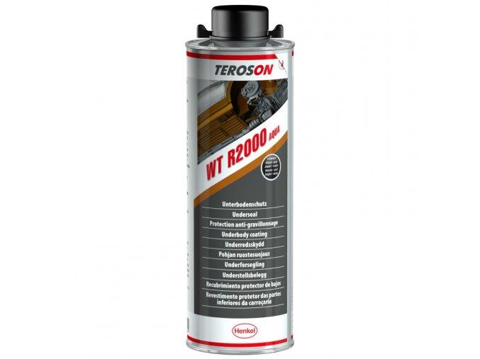 Teroson WT R-2000 AQUA - 1 L čierny