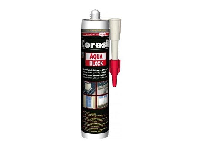 Ceresit Aquablock kartuše - 300 ml šedá