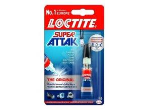 Loctite Super Attak Universal - 3 g
